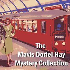 The Mavis Doriel Hay Mystery Collection  - on MP3 CD Unabridged - Freepost
