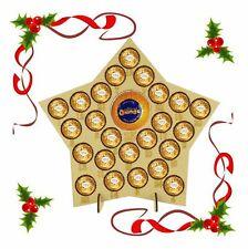 Advent Calendar fits Ferrero Rocher/Lindt Chocolate Balls Terry Chocolate Orange