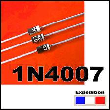 diode 1n4007 de 20 à 500pcs