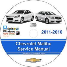 2014 chevy malibu repair manual