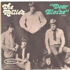 HOLLIES--PICTURE SLEEVE + 45--(DEAR ELOISE)--PS--PIC--SLV