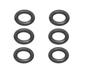 For Acura & Honda For V6 Upper Fuel Injector O-Ring Set of 6 Made In Japan