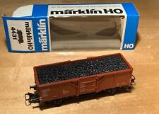 MARKLIN HO 4431 MODEL TRAIN COAL HOPPER CAR