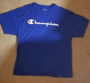 Champion shirt xl