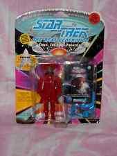 Star Trek, The Next Generation, Guinan Action Figure, NIP, Playmates, 1993