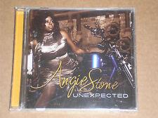 ANGIE STONE - UNEXPECTED - CD SIGILLATO (SEALED)
