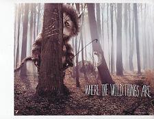 James Gandolfini - WHERE THE WILD THINGS ARE  - signed 8x10