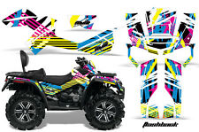 AMR Racing ATV Graphic Kit CanAm Outlander Max 500/800 Decal Sticker Part FB