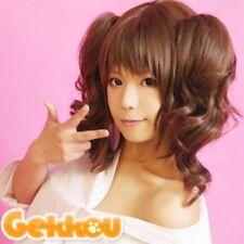 Persona 4 Rise Kujikawa Cosplay Wig + Clip Costume