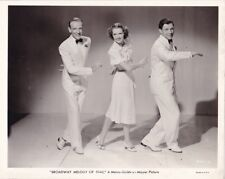 ELEANOR POWELL FRED ASTAIRE Dancing Vintage BROADWAY MELODY OF 1940 MGM Photo