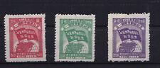 Liberated China 1949 international labour day Ne103-105