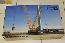 NZG 7881 Derrick Set for Liebherr LR 1300 Crawler Crane 1:50 NEW BOXED