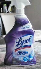 Lysol Mold And Mildew Foamer With Bleach 32 fl Oz Kills 99.9% bacteria and virus
