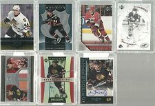 Danny Richmond 7 Cards Upper Deck Hockey Ice Rookie #/999