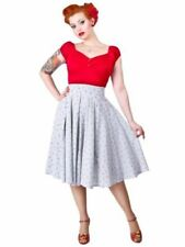Reproduction Everyday Regular Size Vintage Skirts for Women