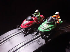 1:43 Snowmobile pair Slot Cars