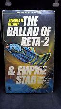 The Ballad of Beta-2: Samuel R. Delany. Sphere Books 1977. Paperback. E-97