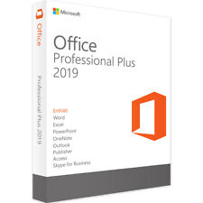 Office 2019 Professional Plus 32/64 -Official Download and Product Key