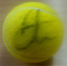 Tennis S Certified Original Sports Autographs