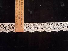 Vintage/Antique White Trim Lace