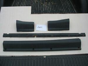1989-1995 Geo Tracker Suzuki Sidekick Rocker Molding 3 Pieces 2-Door Left OEM