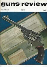 GUNS REVIEW - THREE ISSUES FROM 1971 (4 - 6)