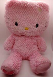 "Limited Edition Build A Bear Pink Hello Kitty Plush Sanrio 18"""