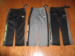 Under Armour STAMPEDE PANTS BOYS SIZE 4 /5/6/7 NWT