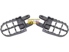 BRAND NEW 2 pieces of Footpegs Footrest For HONDA XR250 XR400 XR650L XR-650L