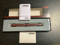 "Marklin spur z scale/gauge. Diesel Railcar. ""Montan Express"". MHI."