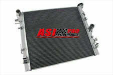3-ROWS Aluminum Radiator for Jeep Wrangler JK 3.6L 3.8L 07-15 08 09 10 11 12 13