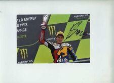 Scott Redding Marc VDS Racing Team Kalex Moto 2 France 2012 Signed Photograph 3