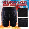 Sci Pantaloncini Snowboard Imbottito Protettivo Protezione Impatto Hip Corpo !!