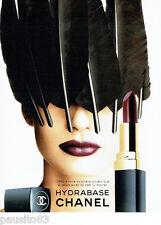 PUBLICITE ADVERTISING 026  1996  Loris Azzaro Eau Belle parfum femme