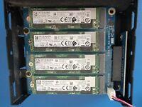 8TB Thunderbolt 3 External Drive INTEL 660p NVME M.2 SSD w/ OWC Express 4M2 Encl