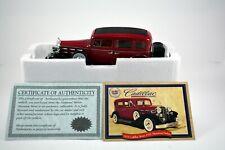 National Motor Museum Mint 1933 Cadillac Series 355C Fleetwood Sedan