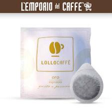 Kaffee Lollo Blend Gold 450 Pads Ese 44