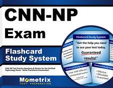 CNN-NP Exam Flashcard Study System