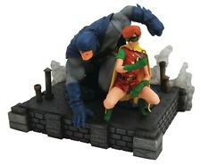DC Gallery - Statue PVC Batman Returns : Batman & Carrie - Diamond Select
