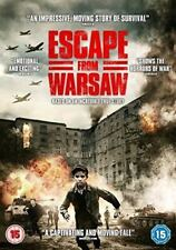 Escape From Warsaw ( 15) (DVD) **NEW SEALED** FREE POST**
