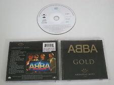 ABBA/GOLD - GREATEST HITS(POLYDOR 517 007-2) CD ALBUM