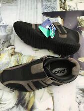 POD men's grey & black trainer shoes  size 46 BNWOTB