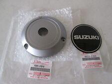 Zündungsdeckel Motordeckel Deckel Emblem Cover Contact Suzuki GS 500 E 97-00