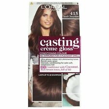 L'Oreal Casting Creme Gloss Iced Chocolate 415