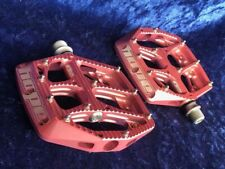 HOPE Pedale F20 Flat Pedals | Pink Limited Edition
