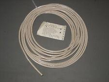 38 FT THHN MTW THWN 4 AWG 4AWG Wire 600V White