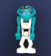 LEGO Life on Mars ANTARES Martian Alien Minifigure 7314 Minifig Space Alien