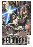 Star Wars the Rise of Kylo Ren #3  Marvel Comic Book 2nd Print 2020, NM