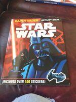 Star Wars - Darth Vader Activity Book (Paperback), Children's Books, Brand New