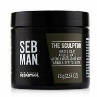 Sebastian Seb Man The Sculptor (Matte Clay) 73g Styling Hair Clay